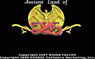 Ancient Land of Ys image