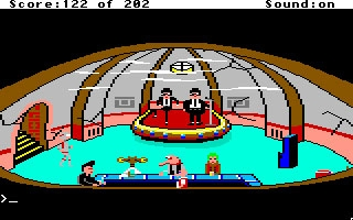 Space Quest II image