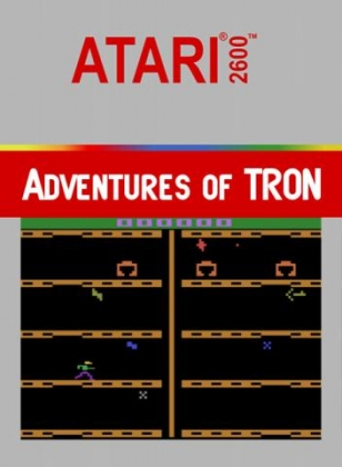ADVENTURES OF TRON [USA] image