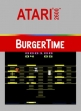 Логотип Emulators BURGERTIME [USA]