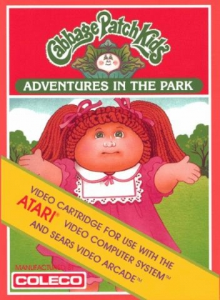 CABBAGE PATCH KIDS : ADVENTURES IN THE PARK [USA] (PROTO