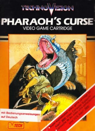 PHARAOH'S CURSE [EUROPE] image