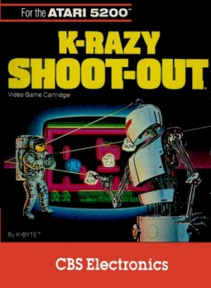 K-RAZY SHOOT-OUT [USA] image