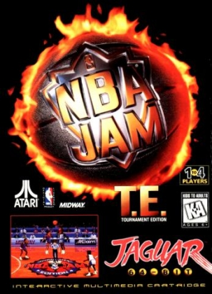 NBA JAM : TOURNAMENT EDITION image