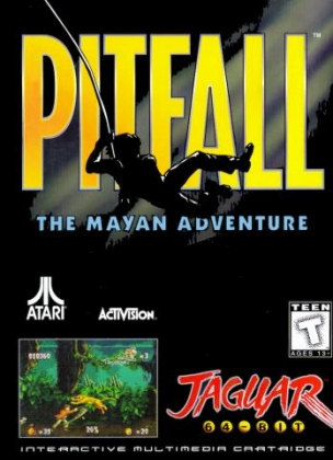 PITFALL : THE MAYAN ADVENTURE image