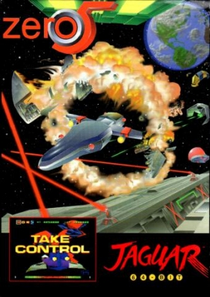 Image result for atari jaguar zero 5