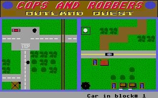 COPS AND ROBBERS [ST] image