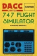 Логотип Emulators 747 Flight Simulator (Clone) [SSD]
