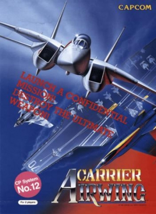 CARRIER AIR WING image