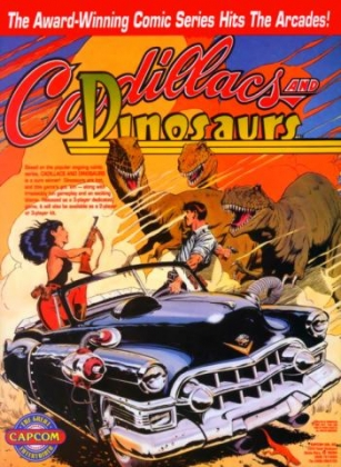 CADILLACS AND DINOSAURS [USA] (CLONE) image