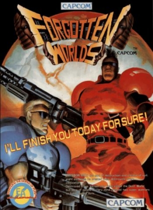 FORGOTTEN WORLDS - Capcom Play System 1 (CPS1) rom download