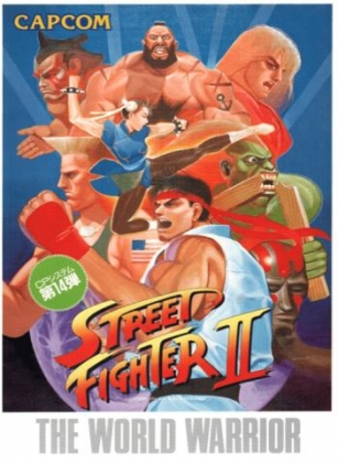 STREET FIGHTER II: THE WORLD WARRIOR - Capcom Play System 1
