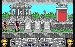 Altered Beast - Commodore 64 (C64) rom download   WoWroms com