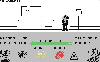 Andy Capp - The Game image