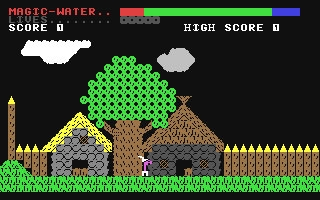 Asterix - Commodore 64 (C64) rom download   WoWroms com