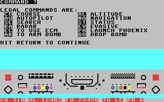 B-1 Bomber Game image
