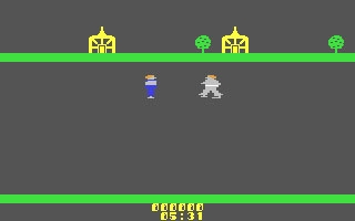 Chuck Norris - Commodore 64 (C64) rom download   WoWroms com