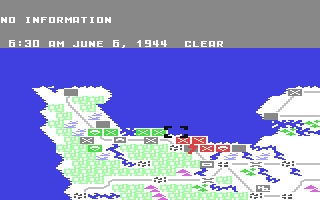 Crusade in Europe - Commodore 64 (C64) rom download