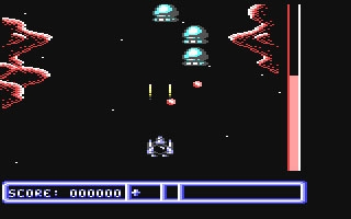 DISC - Damned into Space-Craft - Commodore 64 (C64) rom