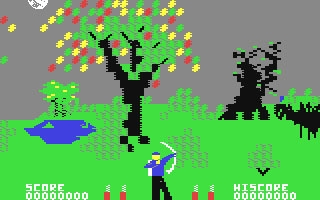 Forbidden Forest - Commodore 64 (C64) rom download   WoWroms com