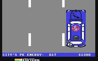 Ghostbusters - Commodore 64 (C64) rom download | WoWroms com