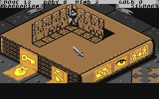 Hero Quest - Commodore 64 (C64) rom download | WoWroms com