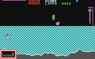 Hunchback - Commodore 64 (C64) rom download   WoWroms com