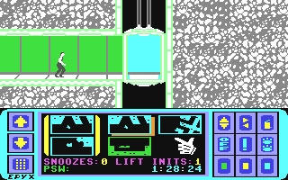 Impossible Mission - Commodore 64 (C64) rom download | WoWroms com