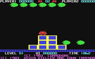 Jack Attack - Commodore 64 (C64) rom download | WoWroms com