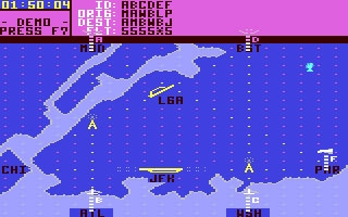 Kennedy Approach - Commodore 64 (C64) rom download | WoWroms com