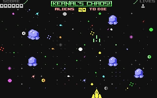 Kernal's Chaos - Commodore 64 (C64) rom download | WoWroms com