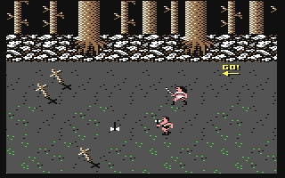 Legion of the Damned - Commodore 64 (C64) rom download | WoWroms com
