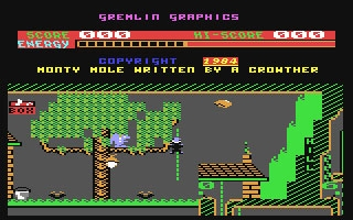 Monty Mole - Commodore 64 (C64) rom download | WoWroms com