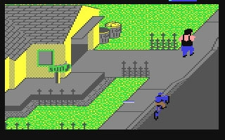Paperboy - Commodore 64 (C64) rom download | WoWroms com