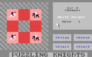 Puzzling Knights image