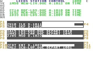 Rail Traffic Control - Leeds City image