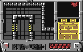 Space Crusade - Commodore 64 (C64) rom download | WoWroms com