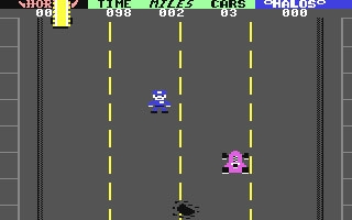 Speed Racer - Commodore 64 (C64) rom download   WoWroms com