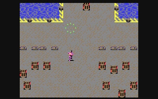 Strike Team Delta - Commodore 64 (C64) rom download