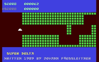 Super Delta - Commodore 64 (C64) rom download | WoWroms com
