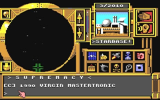 Supremacy - Commodore 64 (C64) rom download | WoWroms com