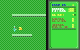 Temple of Apshai Trilogy - Commodore 64 (C64) rom download