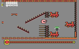 Thing on a Spring - Commodore 64 (C64) rom download
