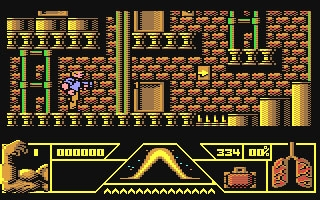 Total Recall - Commodore 64 (C64) rom download | WoWroms com