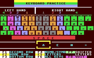 Typing Tutor - The MicroTypist image