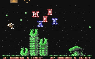 Zybex - Commodore 64 (C64) rom download   WoWroms com