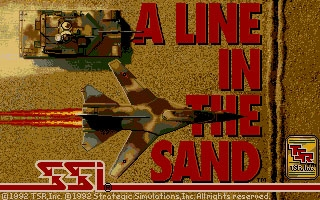 A Line in the Sand (1992) image