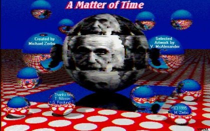 A MATTER OF TIME image
