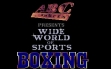 logo Emulators ABC Wide World of Sports Boxing (1991)