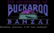 logo Emulators ADVENTURES OF BUCKAROO BANZAI ACROSS THE EIGHTH DIMENSION, THE